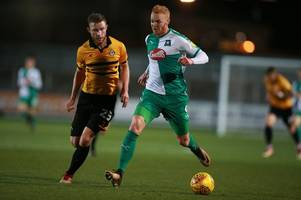 argyle striker ryan taylor ready to challenge freddie ladapo for first team place