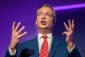 nigel farage says brexit plan is 'worst deal in history'