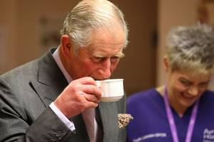 the secret dish that prince charles has created that you will have never heard of