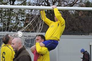 ex-premier league star makes appearance in gloucestershire
