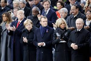 if macron and woodward are right about nationalism and trump, it's time to worry