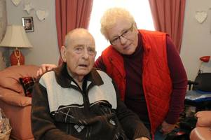 cambuslang pensioner denied hospital treatment closer to home - as an ambulance can't be provided to take him there