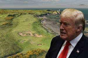 Donald Trump orders changes to his Turnberry golf course to stop players being punished