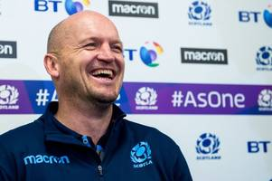 scotland rugby boss gregor townsend reckons scalping south africa would top calcutta cup triumph