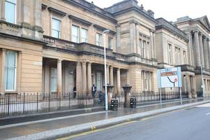 thief stole scottish poppy appeal tin from funeral home