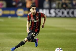 who is miguel almiron? the £15m playmaker who could join arsenal, spurs or west ham in january