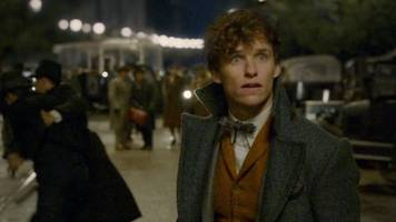 fantastic beasts: the crimes of grindelwald film premiered in london.