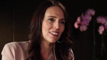 jacinda ardern: 'it takes strength to be an empathetic leader'