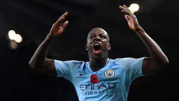 Man City Confirm Benjamin Mendy Had Surgery That Could Leave Him Sidelined Until New Year