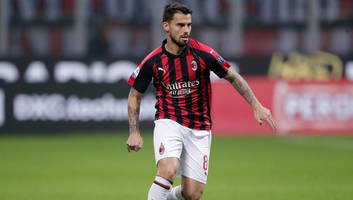 Milan Winger Suso Confirms Rumoured Real Madrid Interest But Insists He's Happy in Italy