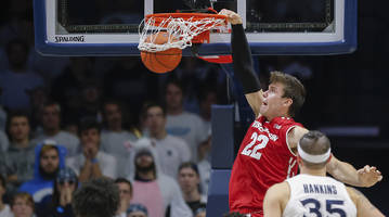 With Return of Key Players This Season, Wisconsin Already Looks to Be in Midseason Form