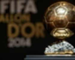 Ballon d'Or 2018 voting: How the award for best player player in the world is decided