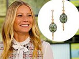 gwyneth paltrow's outrageous 2018 goop holiday gift guide