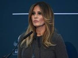 melania trump ok with criticism over anti-bullying