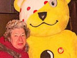 bbc tea lady 'who inspired children in need' dies of cancer aged 79