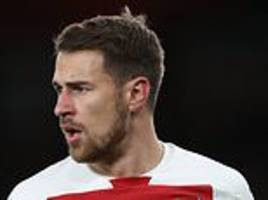 Aaron Ramsey 'set for Bayern Munich move' with German giants confident they've won the race