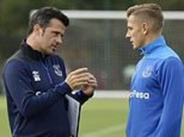 lucas digne reveals he left barcelona for everton because marco silva gave him the 'wow' factor