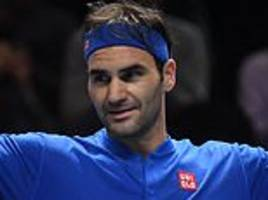 Roger Federer beats Kevin Anderson in style  to book spot in semi-final of ATP Finals