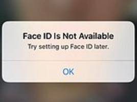 Face ID not working for Apple iPhone XS Max users