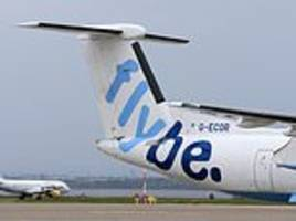 struggling budget airline flybe strikes £5m leaseback deal on a hangar to carry on flying