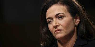 sheryl sandberg repeatedly tried to downplay russia's involvement in misinformation on facebook, report says (fb)