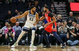 Twi-lights: The best of Wolves vs. Pelicans