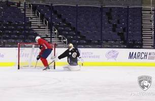 Panthers want a strong start against Blue Jackets