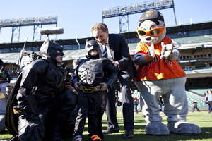 'bat kid' is cancer-free five years after 'saving' san francisco