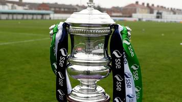 FA Cup tie to be replayed over 'narrow' pitch