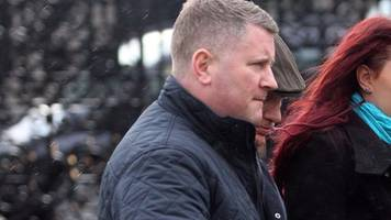 britain first's paul golding granted bail