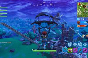 Fortnite's frantic food fight is its best mode yet