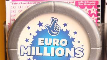 search on in boston and skegness for £76m lottery winner