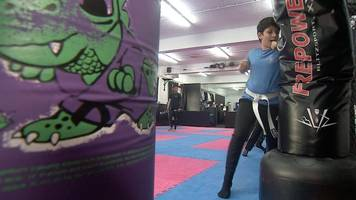 children in need: martial arts for child asylum seekers and refugees