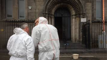 Man jailed for church and temple fires in Edinburgh
