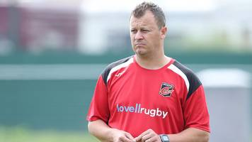 Hendre Marnitz: Dragons sack South African defence coach