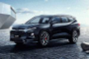 chevy previews future suv styling with fnr-carryall concept