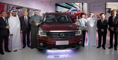 gac motor opens new regional showrooms, releases new models and enters new markets