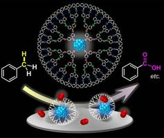 metallic nano-particles light up another path towards eco-friendly catalysts