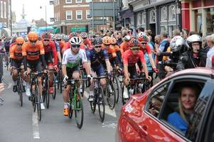 tour de yorkshire could soon be coming to hull for the very first time