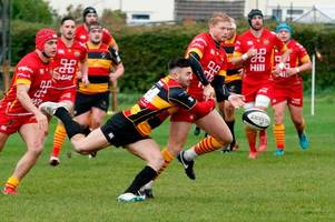 Cinderford RFC ready for challenge of facing league leaders
