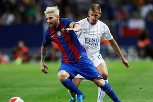 Gulf between Leicester City and the super clubs revealed as Barcelona's wage bill released