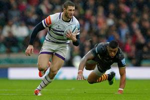 Leicester Tigers' Jonah Holmes named in Wales starting XV to face Tonga in Cardiff