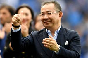 what leicester city's tributes to khun vichai has shown the world