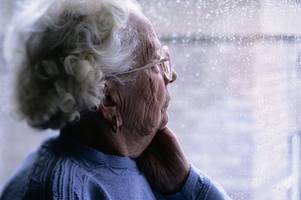 the number of pensioners suffering with depression in walsall