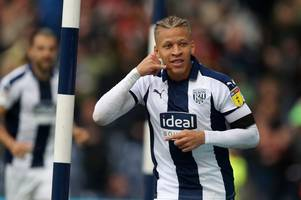 'i die a little inside' newcastle united fans on dwight gayle's west brom form