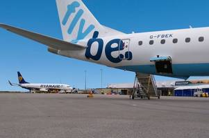 investigation reveals cause of flybe tail strike and 'spicy' landing at newquay airport