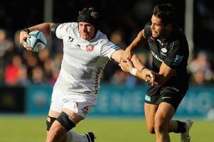 england international ben morgan is back for gloucester rugby after injury