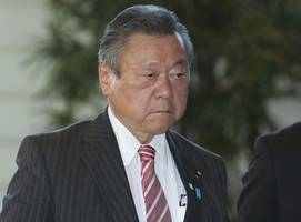 Japanese cyber minister admits never using a computer