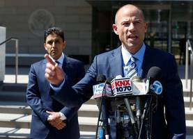 Stormy Daniels' Attorney Michael Avenatti Arrested For Domestic Violence By LAPD