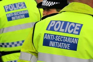 holyrood told sectarianism should be classified as a hate crime in scotland